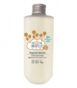 Baby Anthyllis ZERO Płyn Do Kąpieli Bezzapachowy, ZERO WASTE 200 ml,