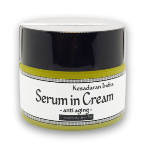 Kesadaran-Indra  Serum in Cream Anti Aging 30 ml