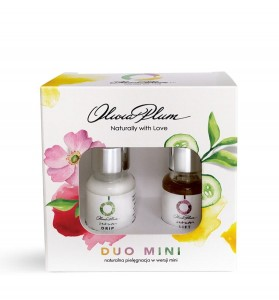 Olivia Plum Duo Mini Set – Drip&Lift 10+10 ml